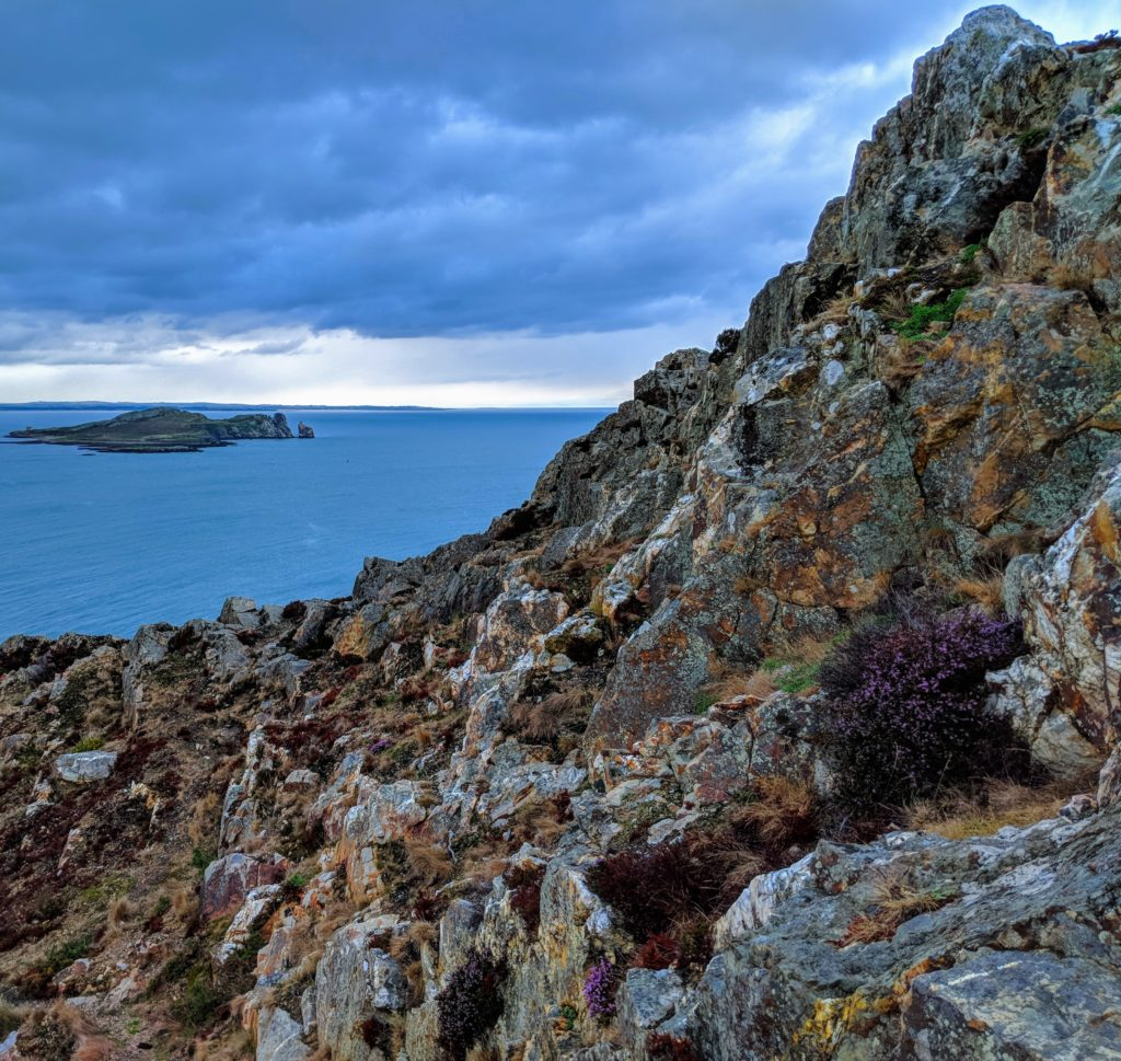 Howth Cliff